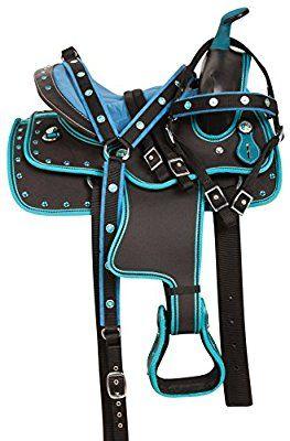 Miniature Horse Harness Breast Collar OR Breeching Pad