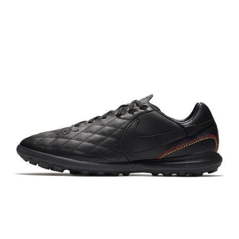 new product 2e5e6 f684e Chaussures Football Chaussure De Football Nike Tiempox Finale 10r Paris Tf  Noir - Taille   41