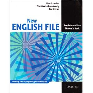 New English File Pre Intermediate Student S Book Maestra Libro Libros Para Aprender Ingles Libro De Texto