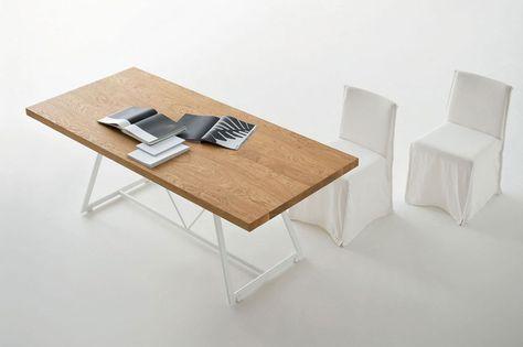 Tavolo Rettangolare Allungabile Quadrato.Tavoli Rettangolari Allungabili Tavoli Quadrati E Rettangolari In