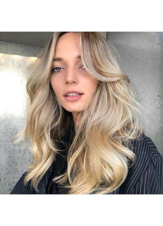 Frisuren mit leichten stufen