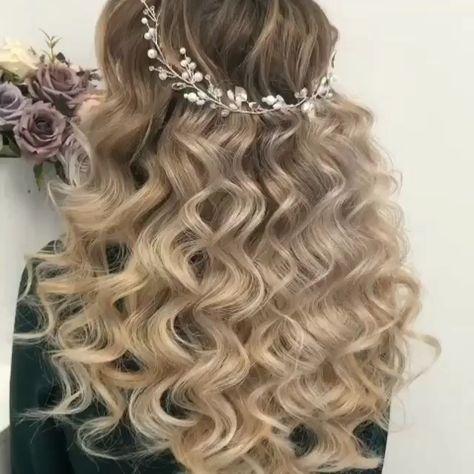 Wedding hairpiece, Bridal hair vine