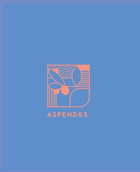Aspendos - Greek Restaurant Identity