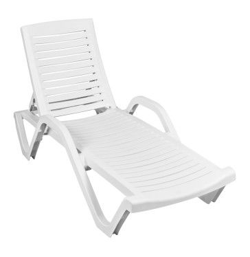 Addis Romance Lounger White Lowest Prices Specials Online