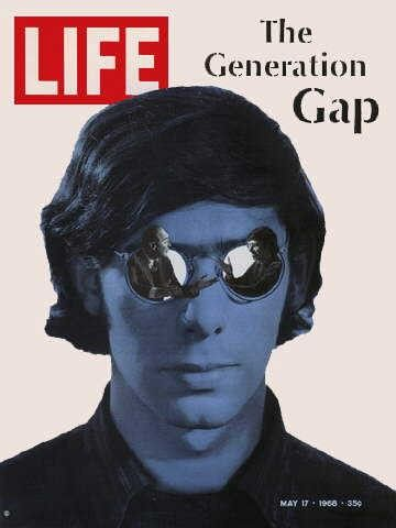 Life Magazine May 17 1968 The Generation Gap Life Magazine Covers Life Magazine Life Cover