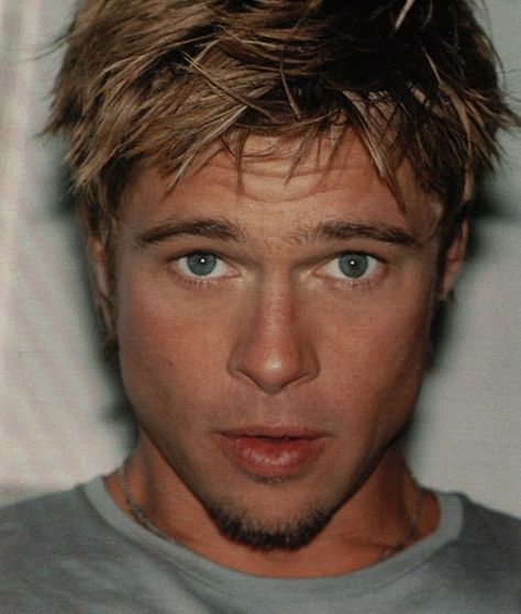 Brad Pitt.  Good lord.  You cannot get any hotter!
