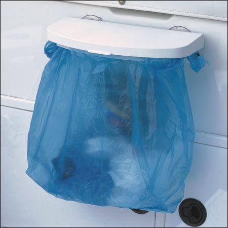 BoatMates Nautical Storage Solutions Trash Stasher - Overton's _/\/\/\/\/\_