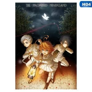 Anime The Promised Neverland Wall poster