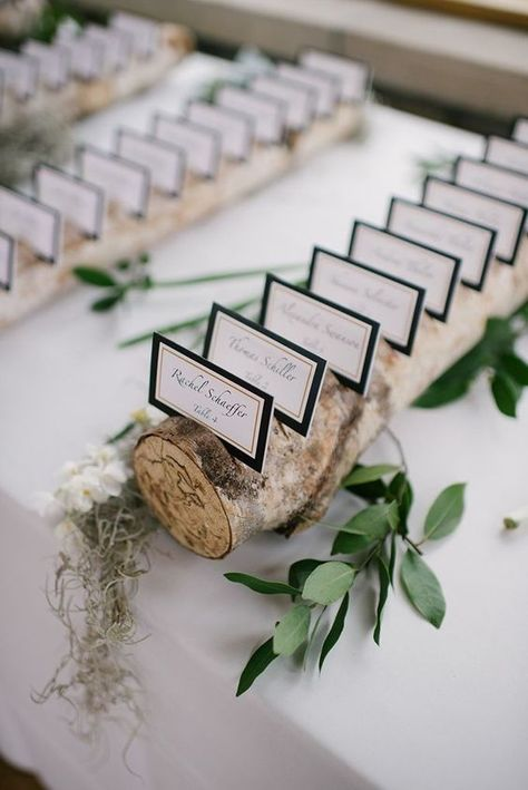 The winter wedding decor you choose for your big day can turn a boring, off season wedding into a magical event. Lace Wedding Invitations, Rustic Invitations, Wedding Cards, Mountain Wedding Invitations, Card Table Wedding, Wedding Escort Card Ideas, Thanks Card Wedding, Wedding Table Runners, Wedding Signs