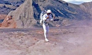 Astronauts in the Grand Canyon: how Nasa used the west as a moonscape