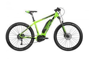 Bici Elettrica Ebike Unisex Atala Youth 2018 Yamaha 400wh Pedalata Assistita Bici Unisex Mtb