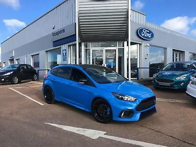 Ford Focus Rs Edition 1000 Dealer Discount 2018 Edition All The