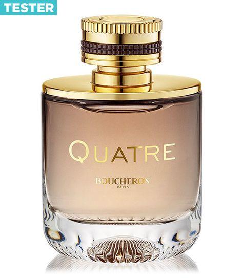 Boucheron Quatre Absolu De Nuit Eau De Parfum Spray (Tester) 3.3 oz