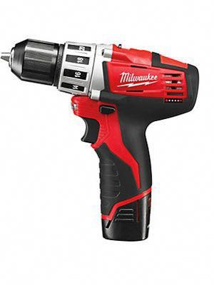 Try this handy and powerful drill complete with built-in LED