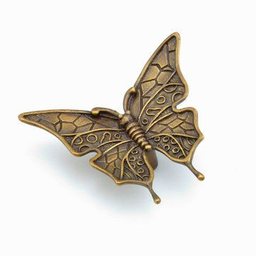 Butterfly Door Knobs