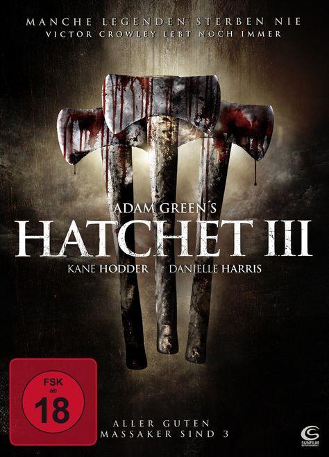 Hatchet Iii 2013 Imdb - 474×659