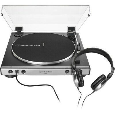 Audio Technica At Lp60xhp Gm Fully Automatic Stereo Turntable Audio Technica Audio Technica Turntable