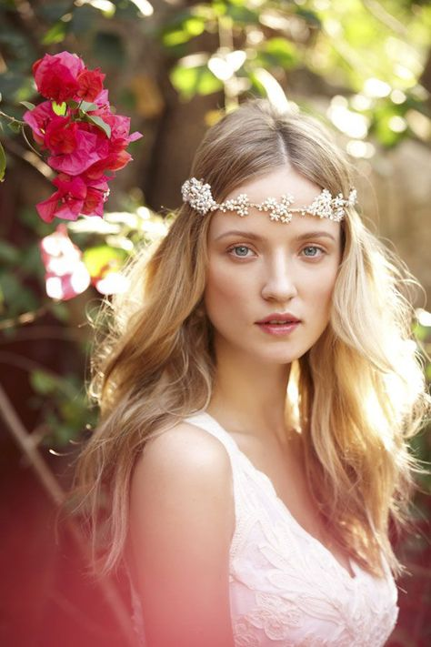 How to Get the Perfect Bohemian Bride Look - guide from BHLDN