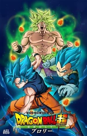 Dragon Ball Super Broly 2018 Dragon Ball Super Broly Movie Dragon Ball Super Goku