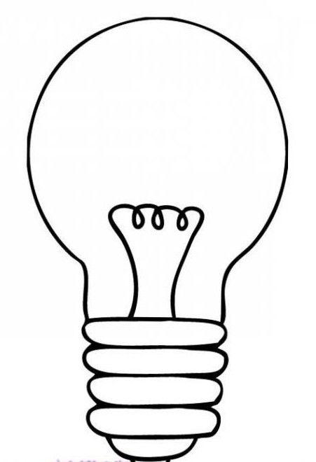 Comment Dessiner Une Ampoule Dans Les Stades Design Mind Map Dessin Ampoule Mini Dessin