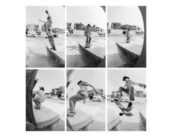 Mark Gonzales Natas Kaupas Mike Vallely 18x24 Skateboarding Etsy In 2020 Skateboard Photography Skate Photos History Of Photography