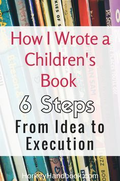 to write a children's book - from idea to execution How to side hustle and earn extra income by writing a children's book.How to side hustle and earn extra income by writing a children's book. Writing Kids Books, Book Writing Tips, Writing Help, Writing Prompts, Kid Books, Fiction Writing, The Words, Book Design Graphique, Children's Book Illustration