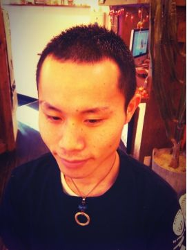 ボード M字 デコ広 薄毛 日本人 髪型100選 のピン