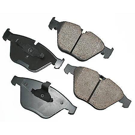 طقم قماش فحمات فرامل أمامي Jx2754 Ziko Motor For Auto Parts قطع غيار السيارات Ceramic Brake Pads Ceramic Brakes Best Brake Pads