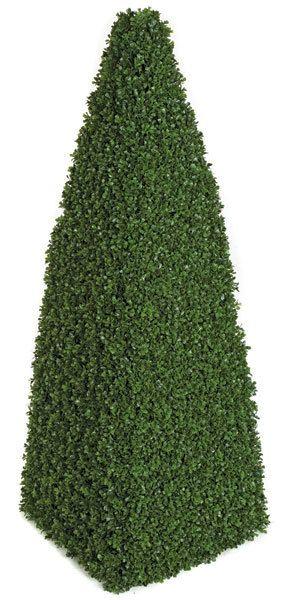 Indoor artificial tree Topiary Tree Artificial Tree 3ft Pyramid Cone