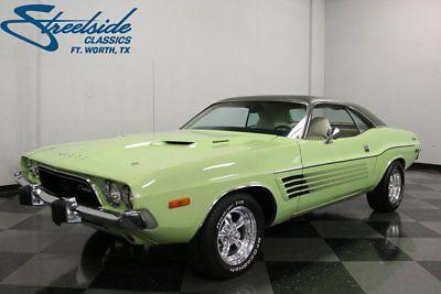 1973 Dodge Challenger Rallye Dodge Challenger Challenger Dodge
