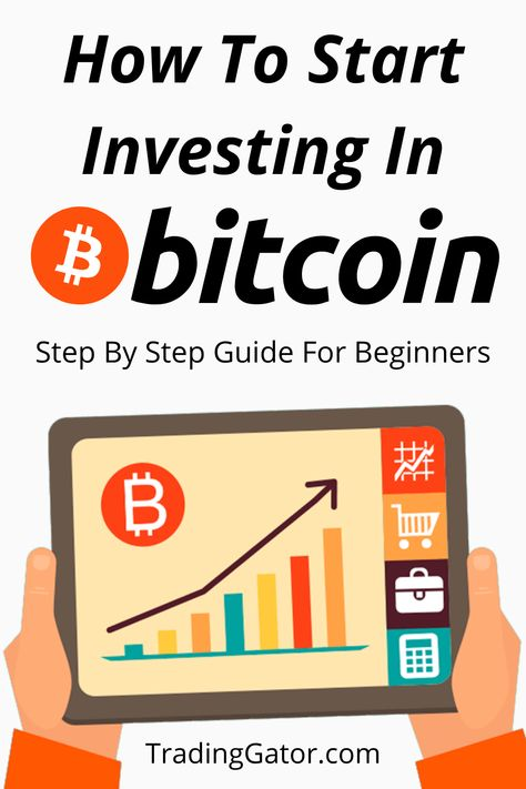 How to Start Investing in Bitcoin for Beginners (The Best Ways)   TradingGator
