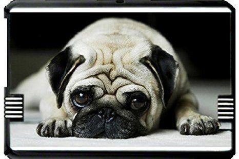 Amazon Com Cute Pug Dog Puppy Kindle Fire Hd 7 39 39 Plastic Case Cute Pugs Pugs Pugs Funny