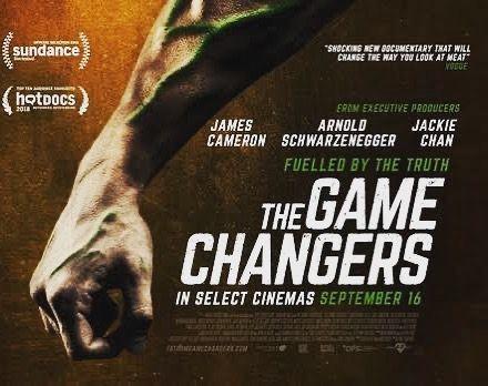 The Game Changers Ou Dieta Dos Gladiadores Aqui No Brasil Estreou Há Pouco Na Netflix Gladiador Dieta