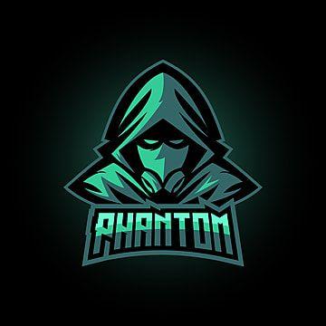 Download Phantom E Sports Logo Gaming Mascot Sports Logo Sports Logo Design Hoodie Illustration