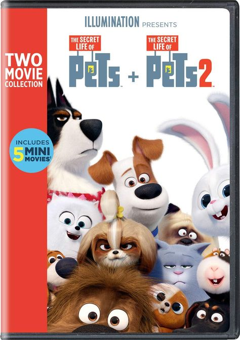 Secret Life Of Pets Double Feature Download Movies 1 And 2