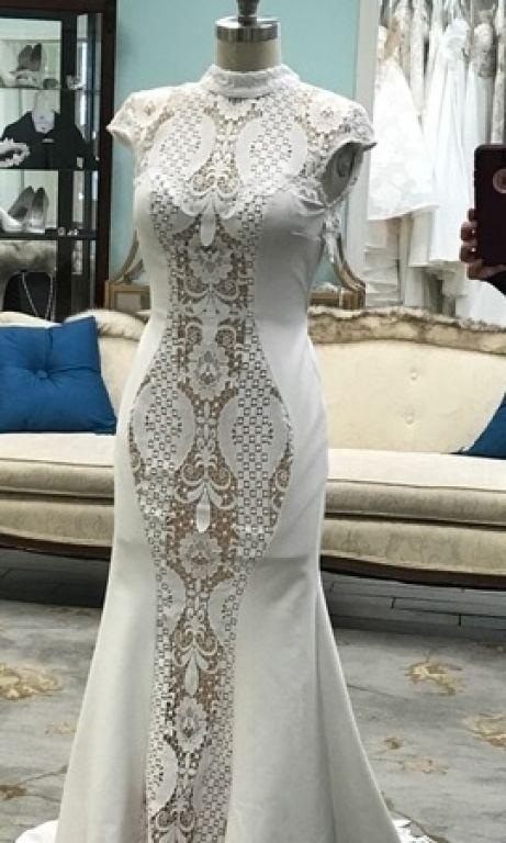 Jovani $750 Size: 4 | Used Wedding Dresses | Jovani wedding dresses ...