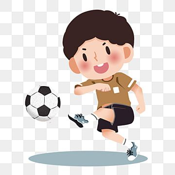 Cartoon Cute Little Boy Playing Football Vector Material Playing Football Clipart Cartoon Illustration Png Transparent Clipart Image And Psd File For Free Do Illustrations Kids Football Illustration Playing Football