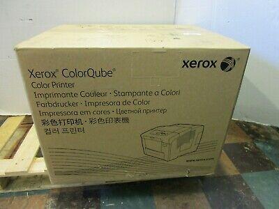 Ad Xerox Colorqube 8570 Dn Printer New Sealed Printer Inkjet