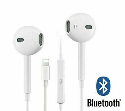 New For Apple Iphone 7 8 Plus X Xs Max Xr 11 Wired Headphones Headset Earbuds Wired Headphones Led Headphones Earbuds
