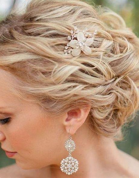 Coiffure Mariage Cheveux Boucles Court Beauty Hair 6 En