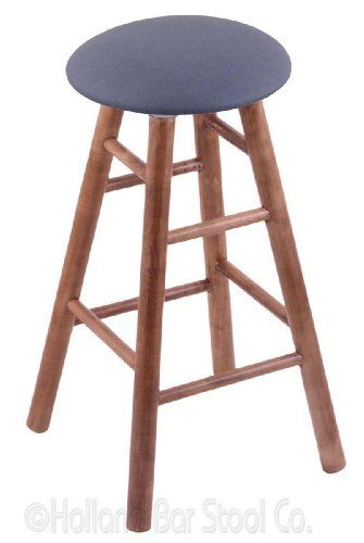 Maple Counter Stool In Medium Finish With Rein Bay Seat Extra