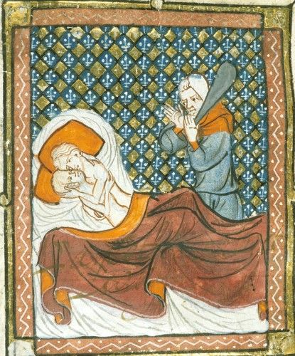 What was sex like in the middle ages
