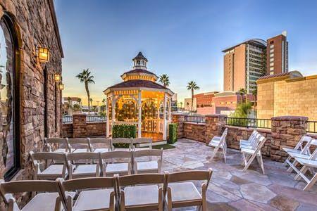 The Terrace Wedding Chapel Chapel Wedding Outdoor Wedding Las Vegas Weddings