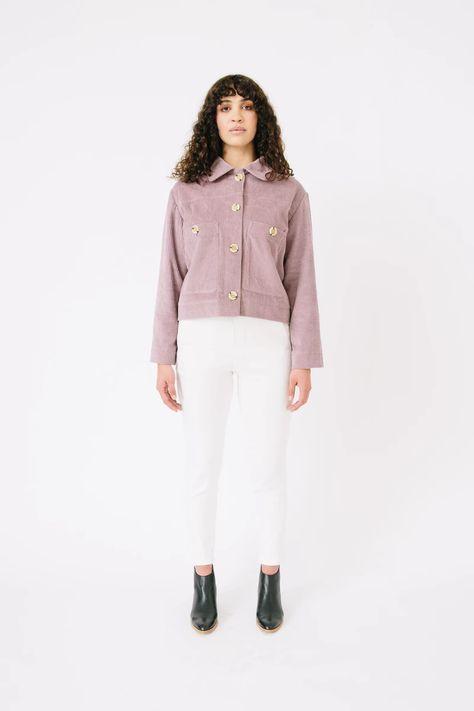 DIY designer jacket