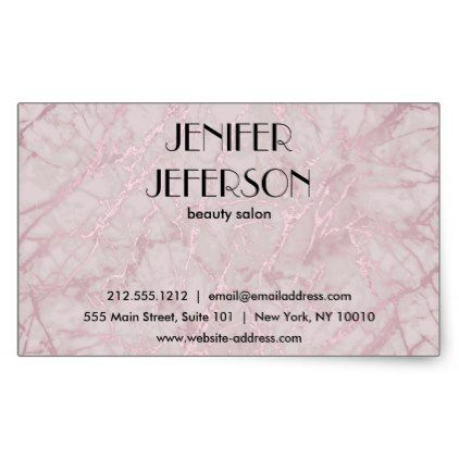 Marble business name Sticker | Zazzle com | various products