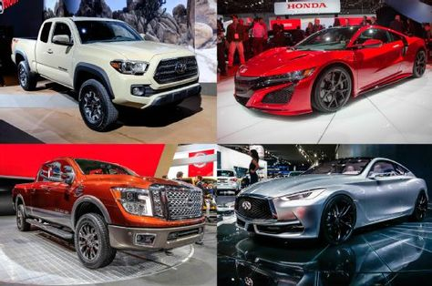 readers choice most popular 2015 detroit auto show cars motor rh pinterest co uk