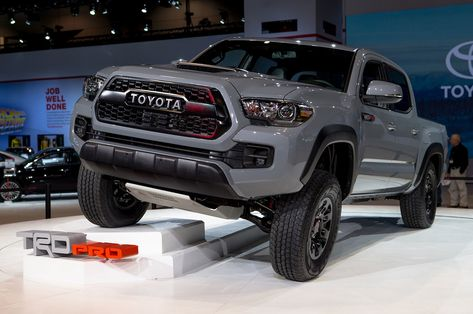 2019 Toyota Tacoma Diesel >> Toyota Trucks 2018 Pinterest Hashtags Video And Accounts