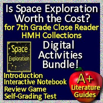 Is Space Exploration Worth The Cost Quiz Activities 7th