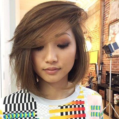 Brenda Song Hair