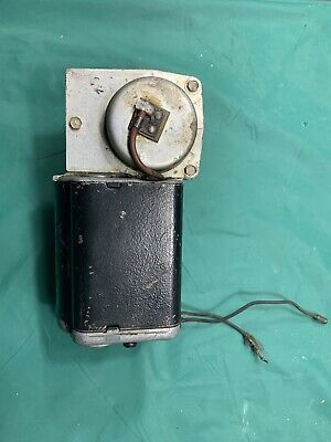 Sponsored Ebay Lucas Wiper Motor 75383 Model Dl2 Ford Anglina British Application In 2020 Parts And Accessories Ford Motor
